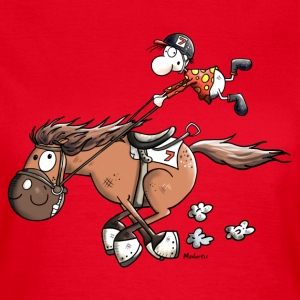 Rapid Race Horse T-Shirts - Women's T-Shirt