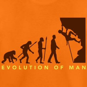 evolution_freeclimber_012015_b_2c T-Shirts - Teenager Premium T-Shirt