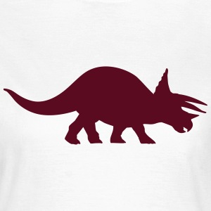 Triceratops T-Shirts - Frauen T-Shirt