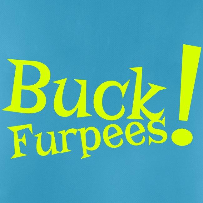 Buck Furpees #1 - Motiv vorne, Neon Gelb