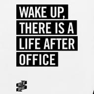 Motiv ~ Tasche – WAKE UP