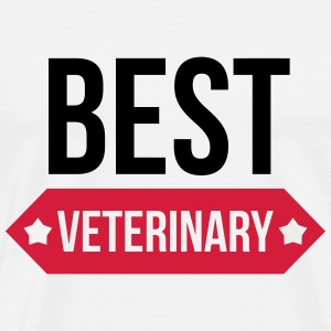 Best Veterinary T-Shirts - Männer Premium T-Shirt