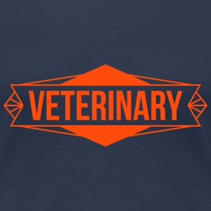 Veterinary T-Shirts - Women's Premium T-Shirt