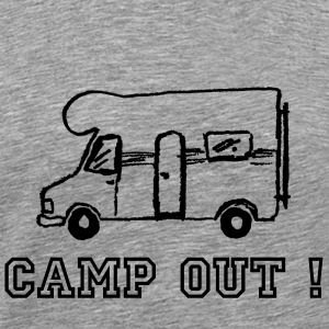 camping-ca Tee shirts - T-shirt Premium Homme