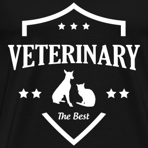 Veterinary T-shirts - Mannen Premium T-shirt