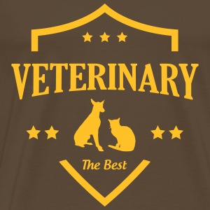 Veterinary T-Shirts - Men's Premium T-Shirt