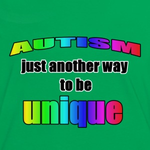 Autism-Unique T-Shirts - Women's Ringer T-Shirt