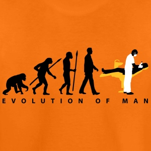 evolution_zahnarzt_012015_b_3c T-Shirts - Teenager Premium T-Shirt