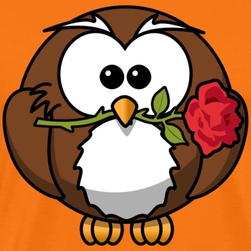 Valentinstag Eule