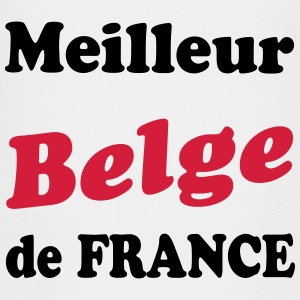 Meilleur belge de France 222 Shirts - Teenager Premium T-shirt