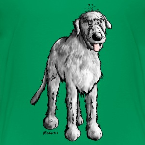 Happy Irish Wolfhound Shirts - Kids' Premium T-Shirt