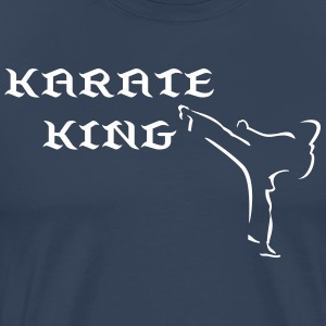 Karate king - Männer Premium T-Shirt