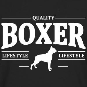 Boxer Long sleeve shirts - Men's Premium Longsleeve Shirt