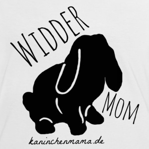Widder MoM T-Shirts - Frauen Kontrast-T-Shirt