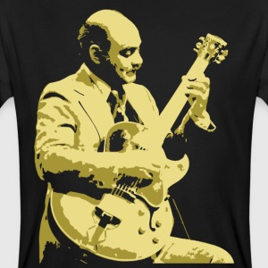 Joe Pass guitare Tee shirts - T-shirt bio Homme