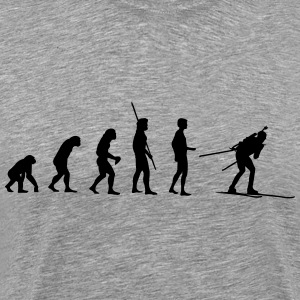 Evolution Biathlon T-Shirts - Men's Premium T-Shirt