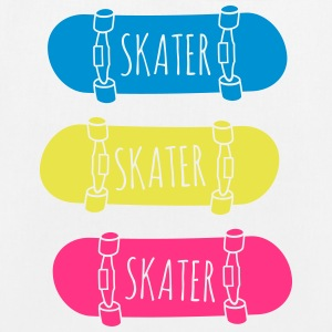 Skater Skateboards Bags & Backpacks - EarthPositive Tote Bag