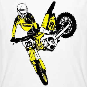 Moto Cross - motocross  T-Shirts - Men's Organic T-shirt
