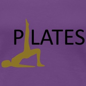 Pilates Shirt - Frauen Premium T-Shirt