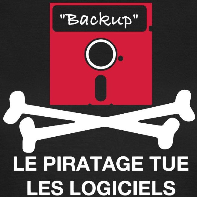 Piratage - Femme