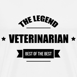 Veterinarian T-Shirts - Men's Premium T-Shirt