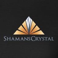Design ~ Ladies Shamans Crystal Logo T Shirt