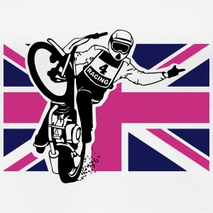 UK - Speedway T-Shirts - Women's Premium T-Shirt