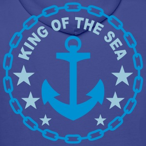 King of the sea Sweat-shirts - Sweat-shirt à capuche Premium pour hommes