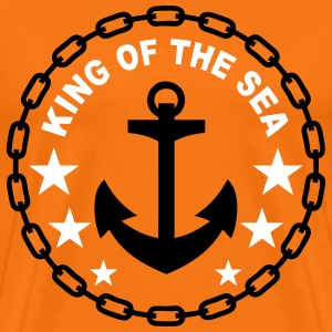 King of the sea T-Shirts - Men's Premium T-Shirt