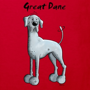Funny Great Dane  Shirts - Kids' Organic T-shirt