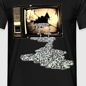 Kill your TV - Men's T-Shirt