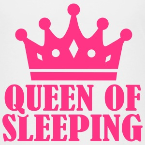 Queen of sleeping T-Shirts - Kinder Premium T-Shirt