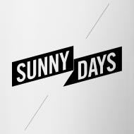Motiv ~ Tasse – SUNNY DAYS