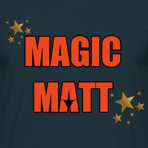 Magic Matt T-Shirts - Men's T-Shirt