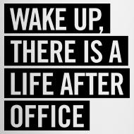 Motiv ~ Tasse –WAKE UP