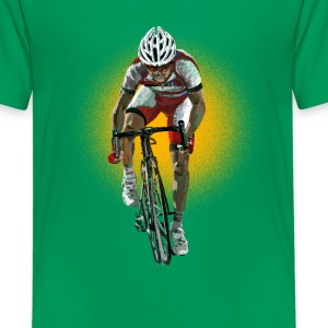 rennrad T-Shirts - Teenager Premium T-Shirt