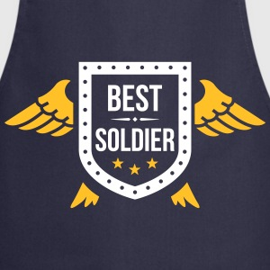 Best Soldier Kookschorten - Keukenschort