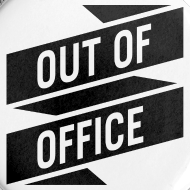 Motiv ~ Buttons – OUT OF OFFICE