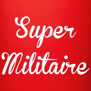 Super Militaire Tazze & Accessori - Tazza monocolore