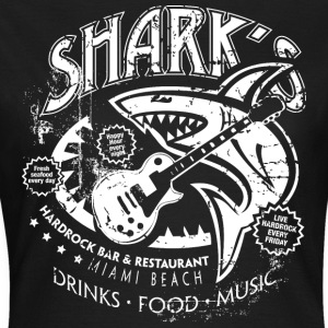 Shark´s Hardrock Bar & Restaurant T-Shirts - Frauen T-Shirt