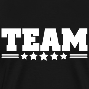 team T-shirts - Mannen Premium T-shirt