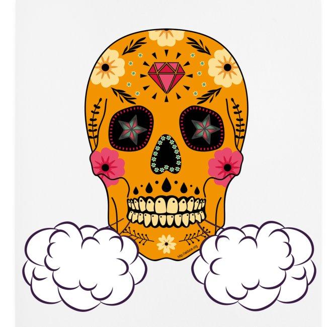 "Tapis de souris ""Skull"""