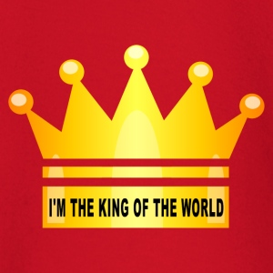 king of the world Long Sleeve Shirts - Baby Long Sleeve T-Shirt
