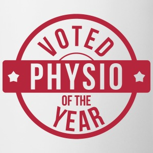 Voted Physio  of the Year Mugs & Drinkware - Mug
