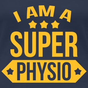 I am a Super Physio T-shirts - Premium-T-shirt dam