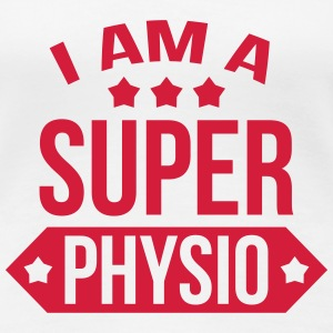 I am a Super Physio T-shirts - Vrouwen Premium T-shirt