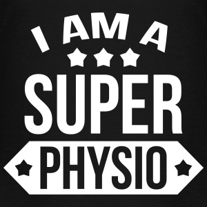 I am a Super Physio Camisetas - Camiseta premium adolescente