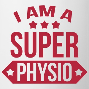 I am a Super Physio Mugs & Drinkware - Mug