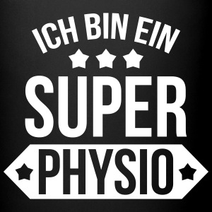 Ich bin ein Super Physio Mugs & Drinkware - Full Colour Mug