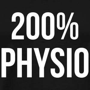 200% Physio T-Shirts - Men's Premium T-Shirt